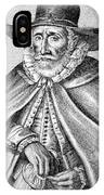 Thomas Hobson (c1544-1631) IPhone Case