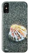 Three Sea Shells IPhone Case