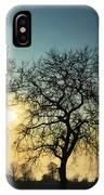 Three Trees IPhone Case