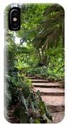 Through The Garden IPhone Case