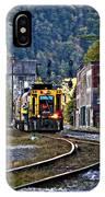 Thurmond Wv Train IPhone Case