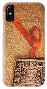 Tibetan Mandala  By Jrr IPhone Case