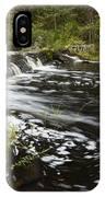 Tidga Creek Falls 1 IPhone Case