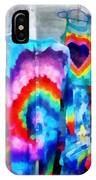 Tie Dye Shirts IPhone Case