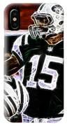 Tim Tebow  -  Ny Jets Quarterback IPhone Case