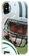Tim Tebow Art Deco IIi - New York Jets -  IPhone Case