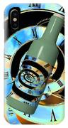 Time In A Bottle IPhone Case