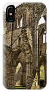 Tintern Abbey 10 IPhone Case