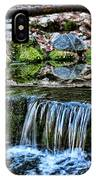 Tiny Waterfalls IPhone Case
