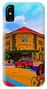Tivoli Theatre IPhone Case