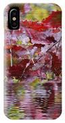 Tn Fall Water IPhone Case