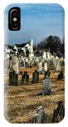 Tombstones IPhone Case