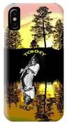 Amber Lake #2 IPhone Case