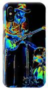 Getting Very Electric At Winterland In December 1975 IPhone Case