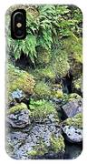 Tongass Fern IPhone Case