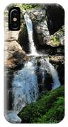 Top Of Kent Falls IPhone Case