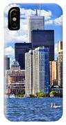 Toronto Waterfront IPhone Case