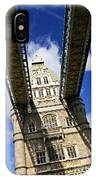 Tower Bridge In London IPhone Case