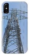 Towers And Lines IPhone Case