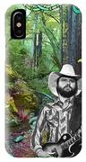Toy In The Woods 3 IPhone Case