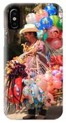 Toy Vender In San Jose Del Cabo Mexico IPhone Case