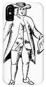 Trademark: Quaker Oats IPhone Case