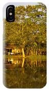 Traditional Amazon Village IPhone Case