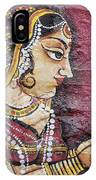 Traditional Painting On A Wall Jodhpur IPhone Case