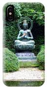 Tranquil Buddha IPhone Case