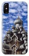 Transfiguration Cathedral IPhone Case