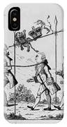 Treaty Of Paris, 1783 IPhone Case