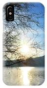 Tree And Lake IPhone Case