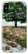 Tree By Stream IPhone Case