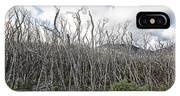 Tree Cemetery IPhone Case