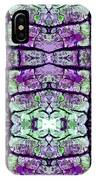 Tree Epidermis IPhone X Case