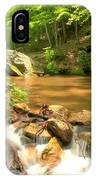 Tree In The Bend IPhone Case