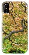 Tree Of Beauty IPhone Case