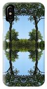 Trees Squared IPhone Case