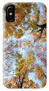 Treetops IPhone Case