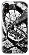 Tricycle  IPhone Case