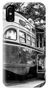 Trolley Car Diner - Philadelphia IPhone Case