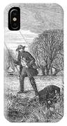 Trolling For Jack, 1850 IPhone Case