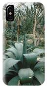 Tropical Conservatory, Kew Gardens IPhone Case