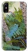 Tropical Underwood IPhone Case