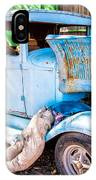 Trouble On Route 66 IPhone Case
