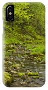 Trout Run Creek 4 IPhone Case