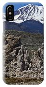 Tufa At Mono Lake California IPhone Case