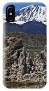 Tufa At Mono Lake California IPhone Case