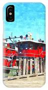 Tugboat Twc IPhone Case
