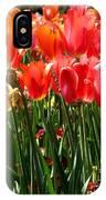 Tulip Uprising IPhone Case